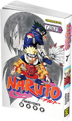 Naruto 7. Cilt-Gidilmesi Gereken Yo