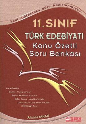 Esen 11.Sınıf Türk Edebiyatı Konu Özeti Soru Bankası