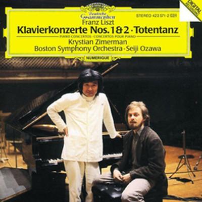Liszt: Piano Concertos Nos:1&2 Totentanz [Boston Symphony Orchestra Seiji Ozawa]