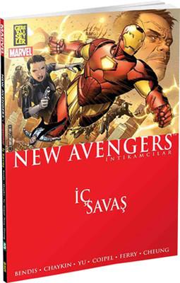 The New Avengers 5. Cilt