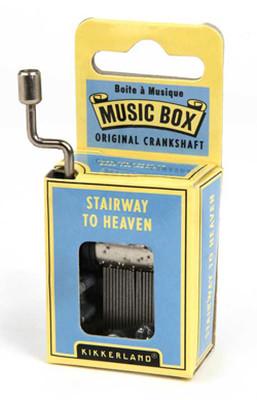 Kikkerland Müzik Kutusu Stairway To Heaven KIK-1236