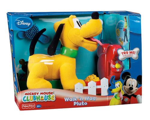 Disney - Fisher-Price Pluto Yürüyüşte M9862