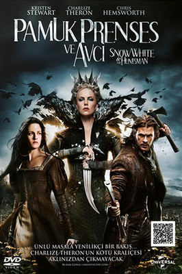 Snow White and the Huntsman - Pamuk Prenses ve Avci
