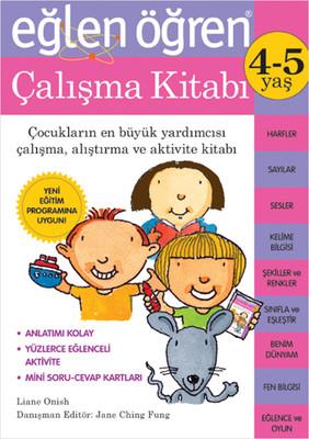 Eğlen Öğren Çalışma Kitabı 4-5 yaş