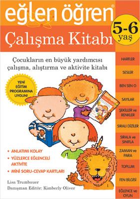 Eğlen Öğren Çalışma Kitabı 5 - 6 yaş