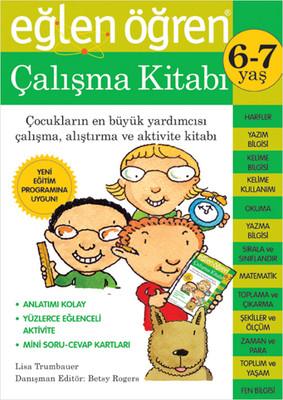 Eğlen Öğren Çalışma Kitabı 6 - 7 yaş