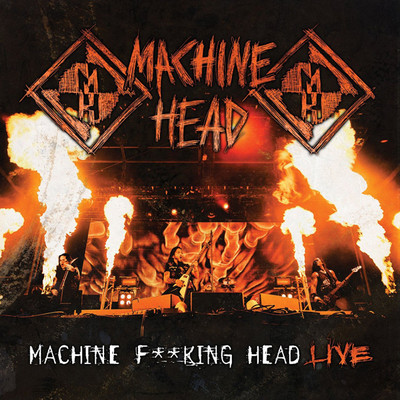 Machine F...King Head Live