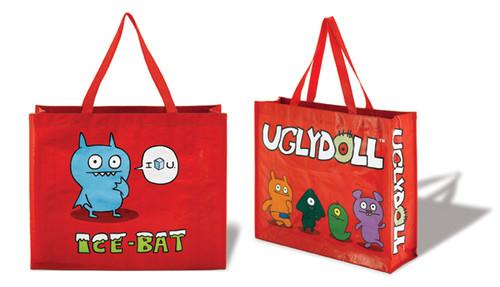 Uglybag Alışveriş Çantası Set1 Kırmızı Otto.94006