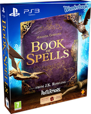 Book of Spells/Wonderbook/EXP PS3