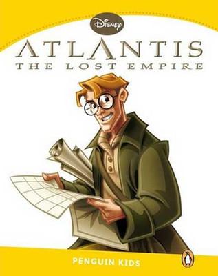 Penguin Kids 6 Atlantis: Lost Empire Reader (Penguin Kids (Graded Readers)) Kids Level 6