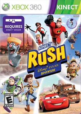 Kinect Rush (Kinect gerektirir) XBOX