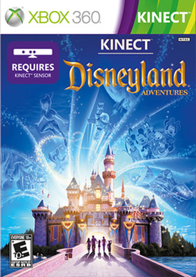 Kinect Disneyland (Kinect gerektirir) XBOX