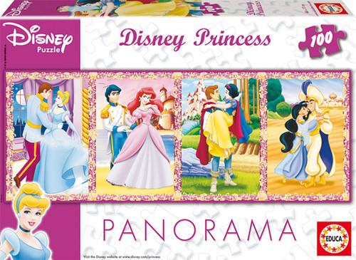 Educa Puzzle Çocuk 100 Disney Princ