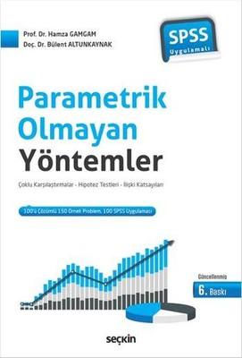 Parametrik Olmayan Yöntemler