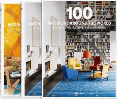 100 Interiors Around the World 2 Vol.Set