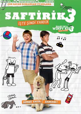 Diary Of A Wimpy Kid: Dog Days - Saftirik: Iste Simdi Yandik (SERI 3)