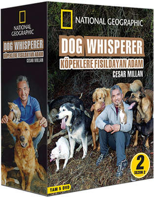 National Geographic: Dog Whisperer - Köpeklere Fisildayan Adam Sezon 2 - Bölüm 2