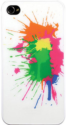 Ttec iPhone 4/4S - Tarz/Platin Tuval Beyaz 2PNA05T