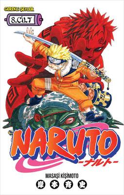 Naruto 8. Cilt - Canı Pahasına Savaşmak!