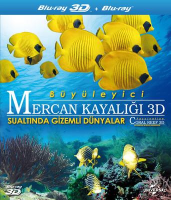 Büyüleyici Mercan Kayalığı: Sualtında Gizemli Dünyalar (3D)