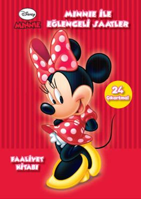 Minnie ile Eğlenceli Saatler Faaliyet Kitabı