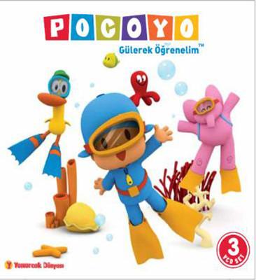 Pocoyo - Gülerek Ögrenelim 3
