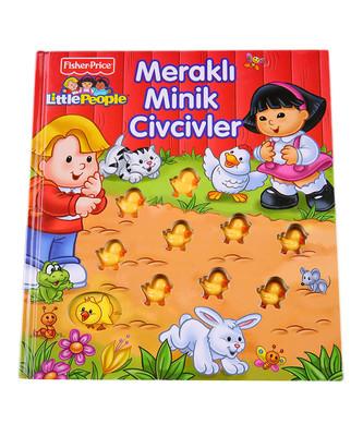 Little People Meraklı Minik Civcivler