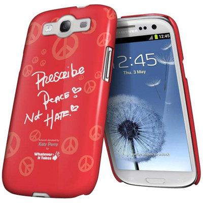 "WIT Galaxy S III Kilifi ""Katy Perry"" Kirmizi  WIT.Weu.Gs3.Tkp01"