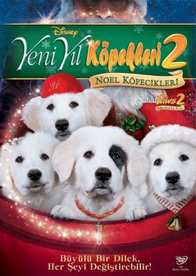 Santa Paws 2 -  Noel Köpecikleri: Yeni Yıl Köpekleri 2