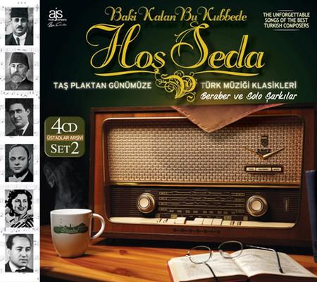 Hoş Seda / Üstadlar Arşivi 2.Arşiv 4 CD BOX SET