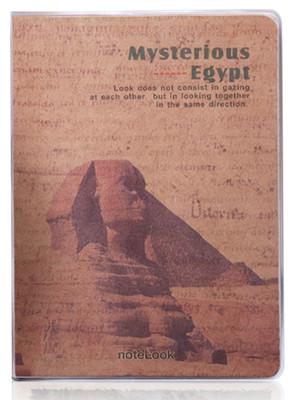 Notelook 64101B-1 Mysterious Egypt