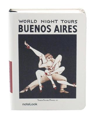 Notelook Takeda A5 Buenos Aires Çizgisiz Defter