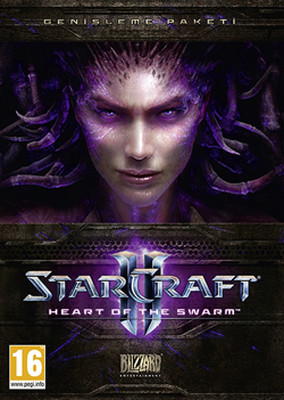 Starcraft 2: Heart Of The Swarm PC