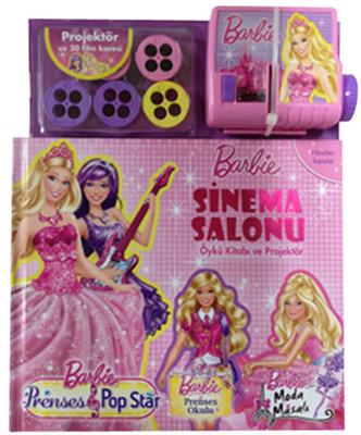 Barbie Sinema Salonu - Küçük