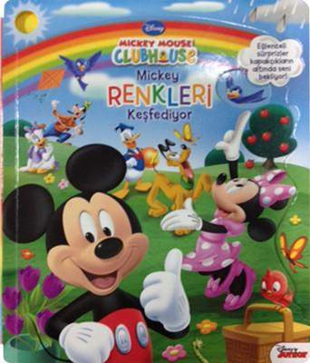 Mickey Mouse Clubhouse - Mickey Renkleri Keşfediyor