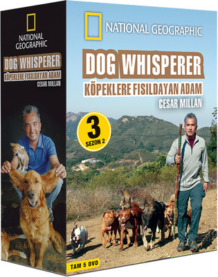 National Geographic: Dog Whisperer - Köpeklere Fisildayan Adam Sezon 2 - Bölüm 3