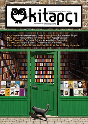Kitapçı - Kültür Sanat ve Kitap Tanıtım Dergisi (Ocak - Şubat 2013) Sayı:4
