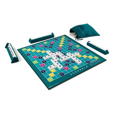 Scrabble Orijinal Türkçe Kutu Oyunu