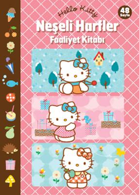 Hello Kitty Neşeli Harfler Faaliyet Kitabı