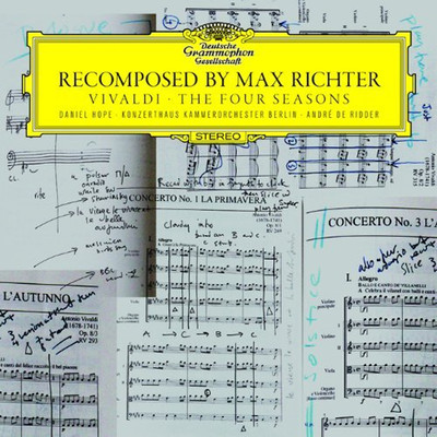 Vivaldi: The Four Seasons [Recomposed][Daniel Hope, Konzerthaus Kammerorchester Berlin, André De Rid