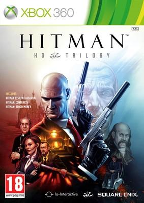 Hitman Trilogy HD XBOX