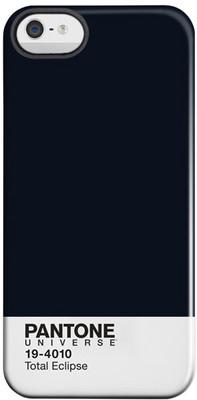 Case Scenerio Pantone Universe iPhone 5 Kılıf Total Eclipse PA-IPH5-TE
