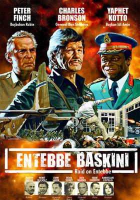 Raid on Entebbe - Entebbe Baskını