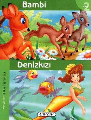 Klasik 2 Masal Dizisi - Bambi/Denizkızı