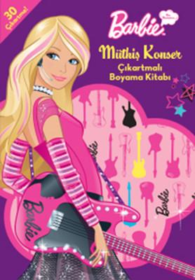 Barbie Ben Büyüyünce Müthiş Konser