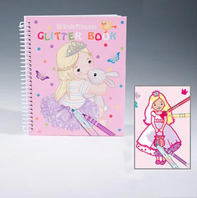 My Style Prenses Boyama Kitabı DK08280
