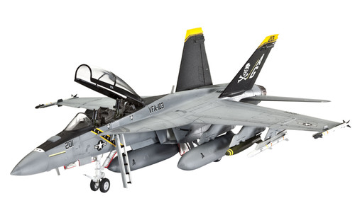 Revell Planes F/A-18F Super Hornet 4864