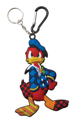 Donald Duck Keychain 4024584