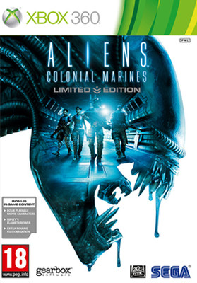 Aliens Colonial Marines XBOX
