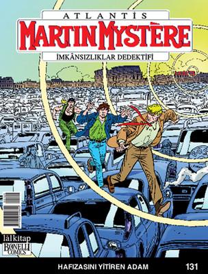 Martin Mystere Sayı - 131